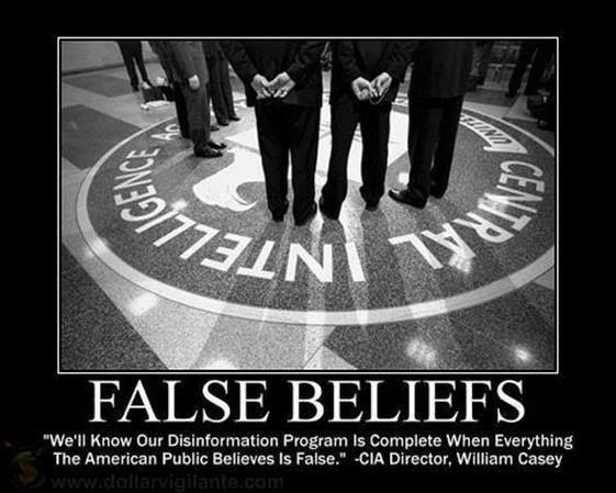 CIA Disinformation