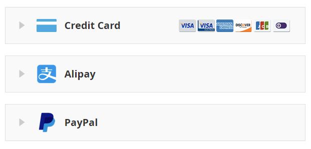VyprVPN Payment Options